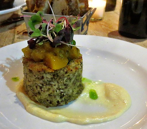Pittsfield, MA: New twist on a crab cake