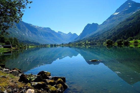 Olden: lago di Floen 01