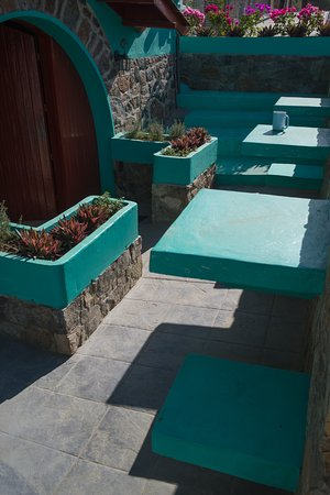 Rumi Garden: New outside seating
