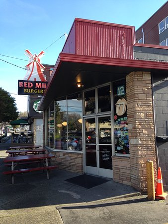 Red Mill Burgers--Interbay: Red Mill Burgers