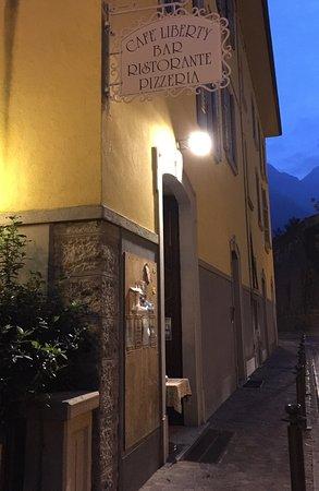 San Pellegrino Terme, Italia: locale