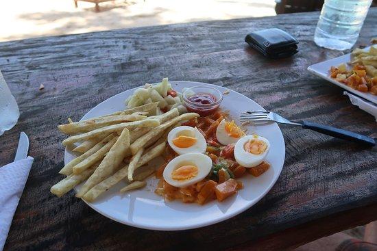 เอสปีรีตูซันโต, วานูอาตู: Veggie Meal