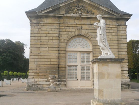 Sceaux, France: near the exit of the park
