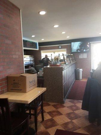 Hopewell Junction, نيويورك: Simone's Pizza