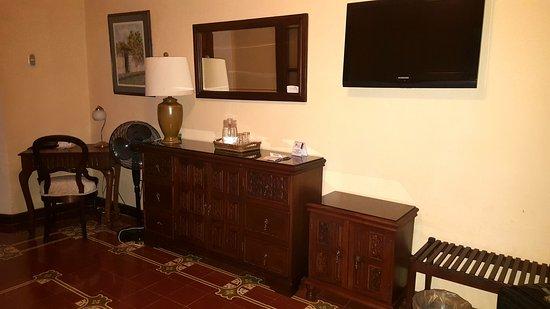 Aurora Hotel: accomodations