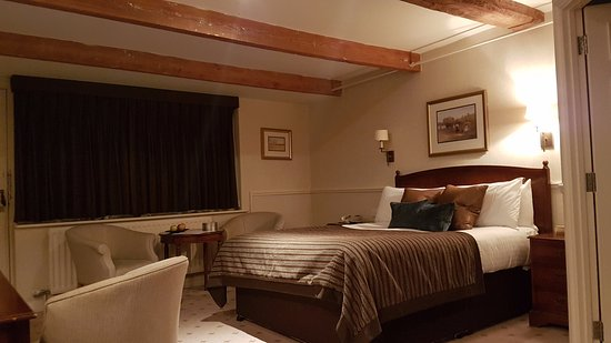 Flitwick, UK: Large comfortable bed