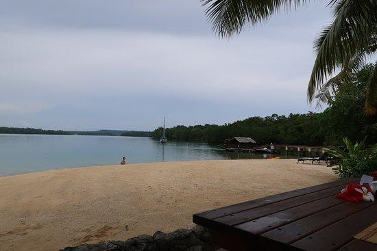 Oyster Island Resort Restaurant : View From Restaurant