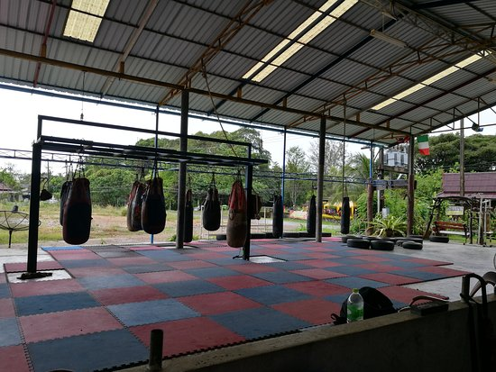 AoNang Cliff Beach Resort Fitness Club