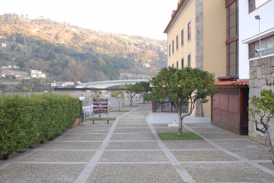 Hotel Porto Antigo: Exterior do Hotel