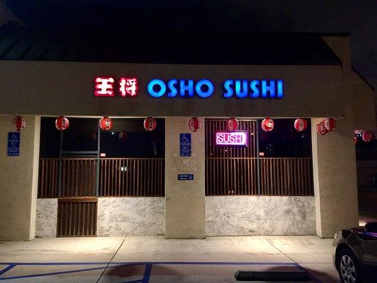 มอนเทอร์เรย์พาร์ก, แคลิฟอร์เนีย: Osho
