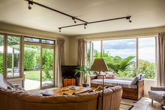 Waihi Beach, Nuova Zelanda: Guest Lounge