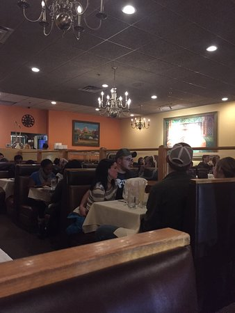 Woodbury, MN: Fabulous meal!  We had the Tandori for two, and have enough leftovers for another meal.  Very yu