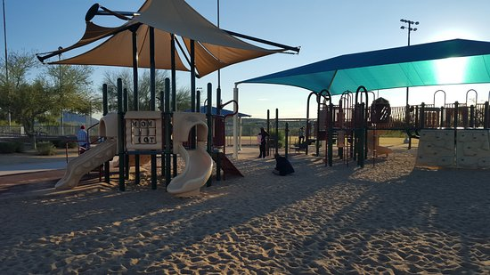 Buffalo Ridge Park