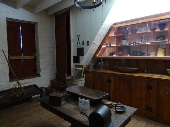 The Fauquier History Museum at the Old Jail: Kitchen