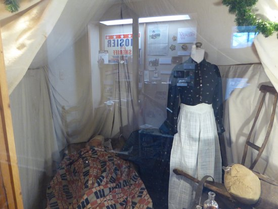 The Fauquier History Museum at the Old Jail: Army Hospital