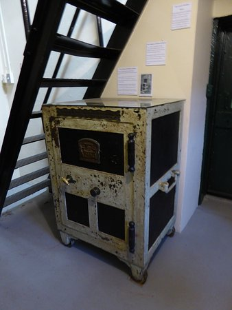 The Fauquier History Museum at the Old Jail: Safe