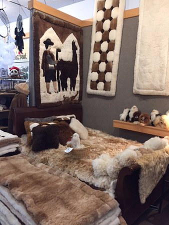 alpaca rugs - picture of alpaca exotic imports, south lake tahoe
