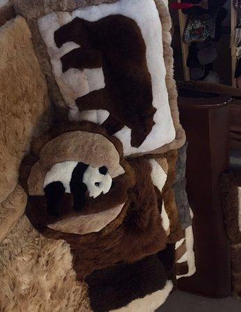 South Lake Tahoe, CA: Alpaca Pillows