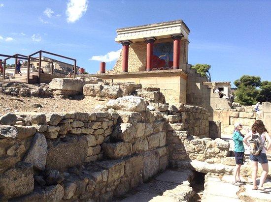 Knossos Archaeological Site: photo3.jpg
