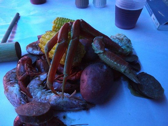 Crazy Cajun Seafood Restaurant: IMG_20170121_195557_large.jpg