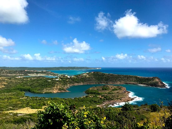 English Harbour, Antigua: Shirley Heights #1