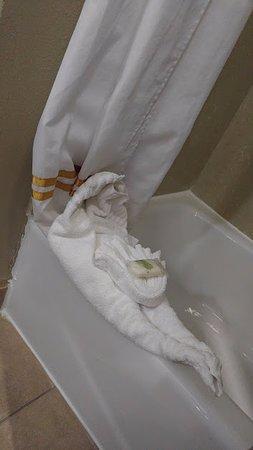 Denison, TX: Room 324 - king suite