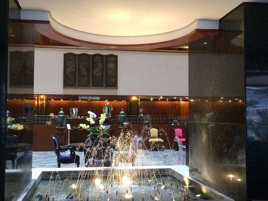 Ouro Minas Palace Hotel: Fonte
