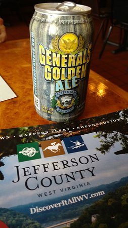 Knoxville, MD: General's Golden Ale