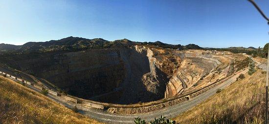 Thames, Nueva Zelanda: Martha Mine