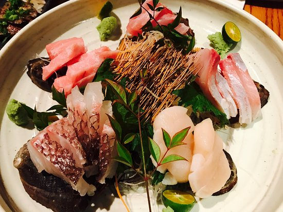Sushi Izakaya Gaku : Very expensive but food was great