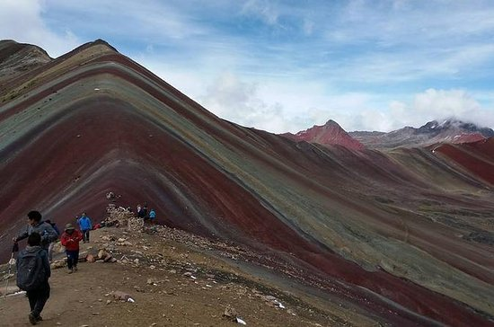 Cusco to Rainbow Mountain Full-Day Hiking Tour with Admission