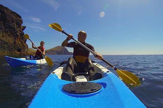 Kayak Tour in Baia D'Abra Madeira