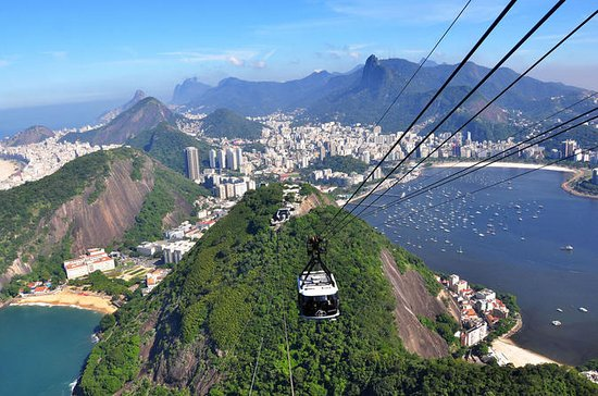 Private Sugarloaf Mountain and Tijuca...