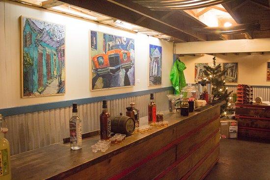 Old New Orleans Rum Distillery: Reception
