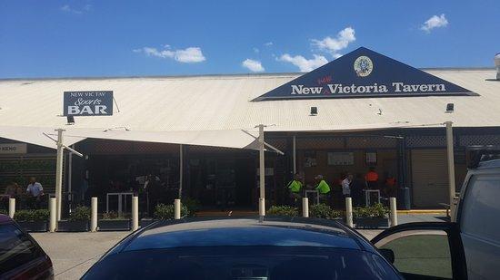 The New Victoria Tavern