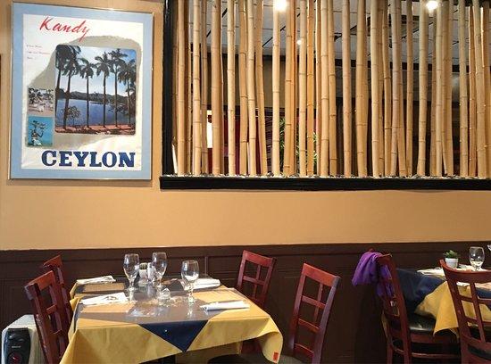 CEYLONTA RESTAURANT, Ottawa - 403 Somerset St W - Photos & Restaurant Reviews - Food Delivery & Takeaway - Tripadvisor