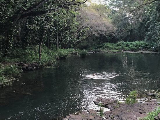 Lawai, هاواي: Ho'opi'i Falls