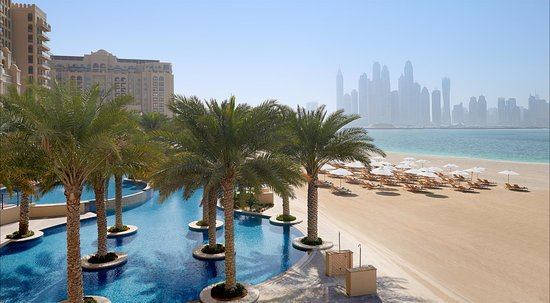 Fairmont The Palm Dubai United Arab Emirates Hotel