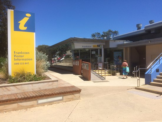 Frankston, Australien: From Outside The Visitor Centre