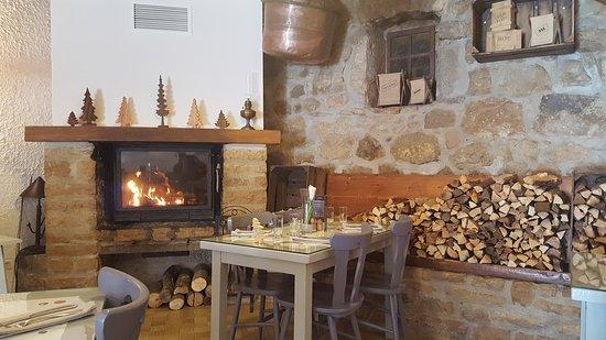 Bellefontaine, France: La Chaumiére