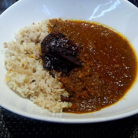 Suginami, Ιαπωνία: Their signature curry