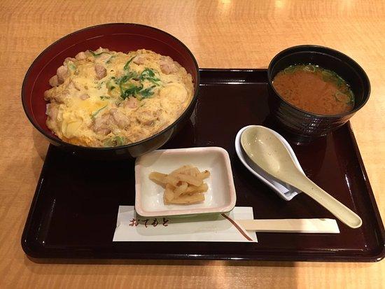 Toyonaka, Japão: 親子丼