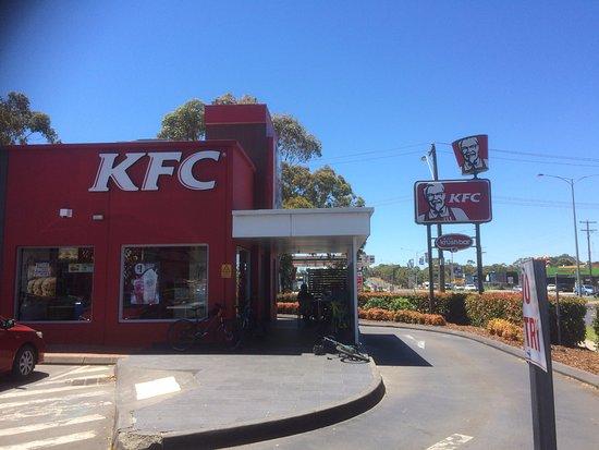 Mornington, Australia: From The Car Park