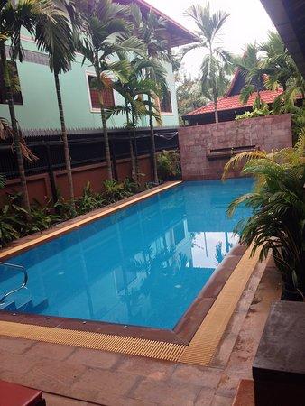 Shining Angkor Hotel Apartment Foto
