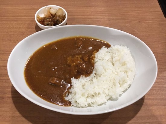 Toyonaka, Japão: ビーフカレー