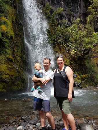 Woodend, New Zealand: Craig Emily, Harvey
