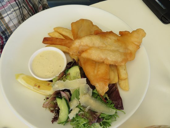 Williamstown, Australia: Fish and chips