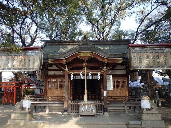 Kuwazu Ten Shrine