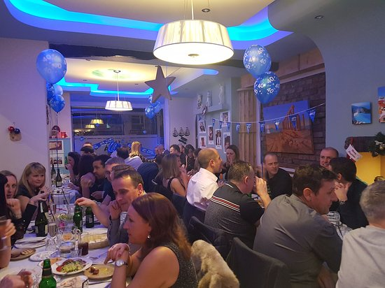 Handforth, UK: Hellas Taverna