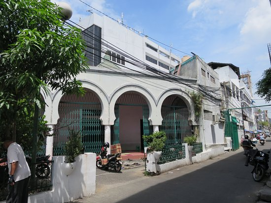 Kebon Jeruk Mosque